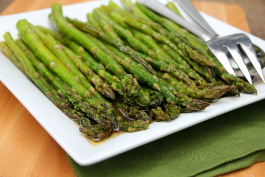 2 Smartpoints Broiled Asparagus