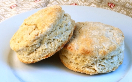 4 Points Whole-Wheat Buttermilk Biscuits