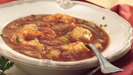 Easy Slow-Cooker Seafood Stew