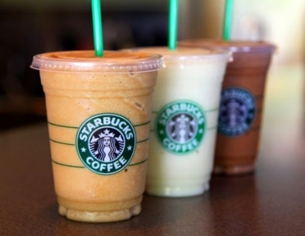 DIY Light Frappuccino Recipe – 2 Points +