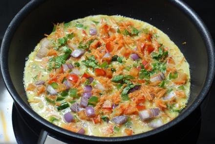 12 min Eggs-n-Oats Recipe