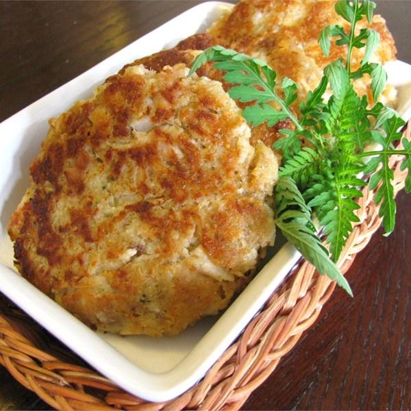 Easy Pan Seared Tuna Patties Recipe