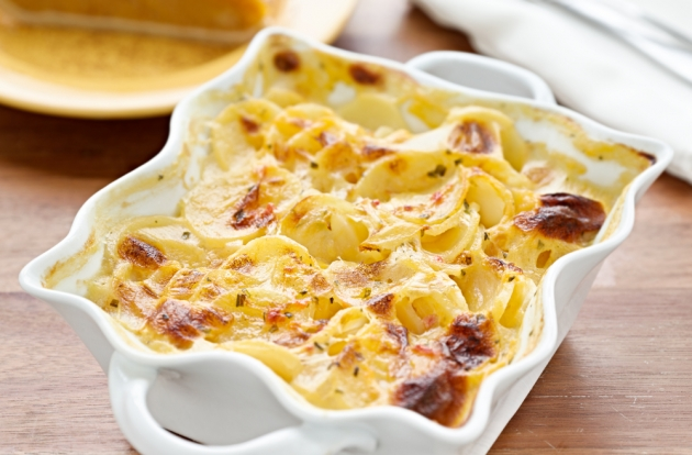 3 smartPoints Scalloped Potatoes