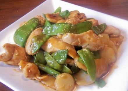 Quick Hoisin Chicken Stir-Fry