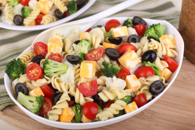 Easy Southwest Pasta Salad