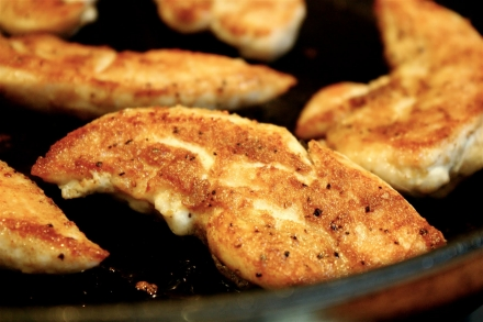 Tasty 3 Smart Points Skillet Chicken Tenders