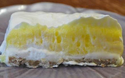 Lemon Cream Dessert