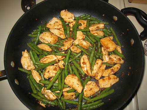 String Bean Chicken Breast