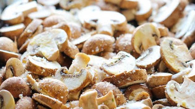 Tossed Mushrooms – Skinnytaste