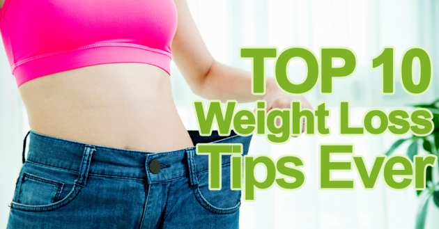 10 Best Weight Loss Tips Ever to Stay on Track