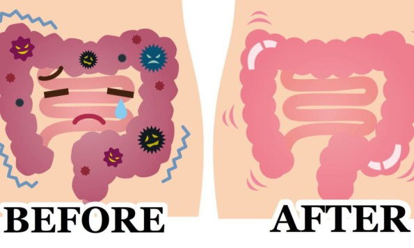 This 2 Ingredient Remedy Flushes Harmful Toxins and Waste From Your Colon