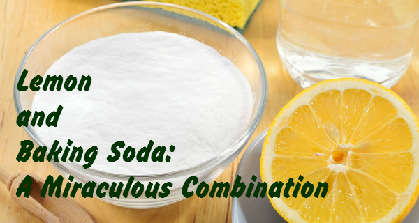 Lemon and Baking Soda: A Miraculous Combination (It can Kill cancer)