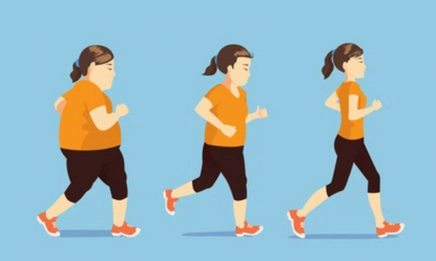 This Is How Much You Need To Walk To Lose Weight