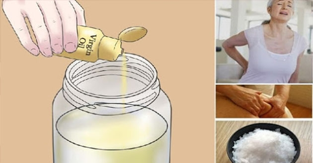 Remove The Pain In Your Bones With This Amazing Drink! You Just Need 2 Simple Ingredients!