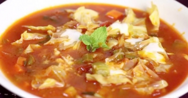 Lose Weight With This Delicious Fat-Burning Soup!