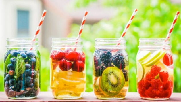 10 Delicious Detox Water Recipes Your Body Will Love