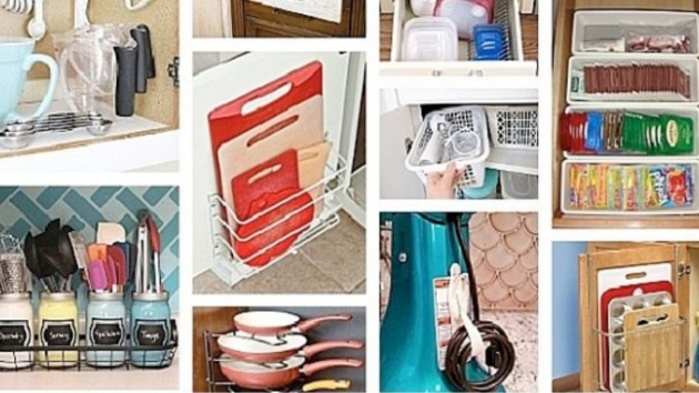 Clever Hacks & Budget Friendly Ways to Organize your Kitchen