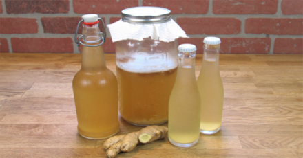 How to Make Ginger Water to Treat Migraines, Heart Burn, Joint and Muscle Pain