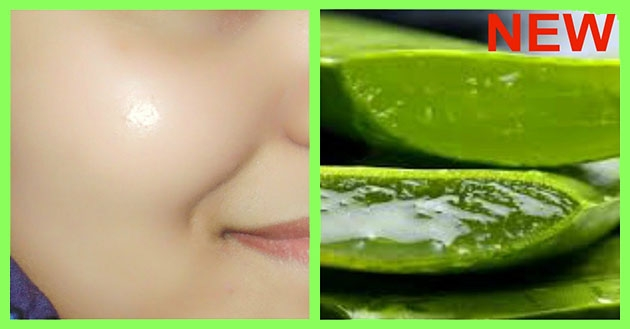 [WATCH] How To Get Clear, Glowing, Spotless Skin By Using Aloe Vera Gel