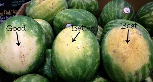 After Reading This You Will Know To Choose The Sweetest Watermelon