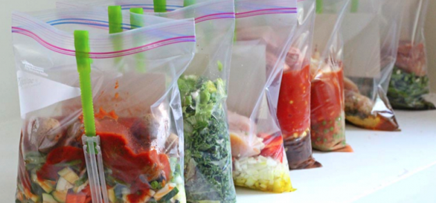 10 QUICK AND HEALTHY FREEZER TO SLOW COOKER MEALS