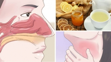3 EASY DRINK RECIPES THAT CLEAR SINUSES AND DESTROY THROAT INFLAMMATION RIGHT NOW