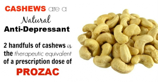 Cashew Nutrition – Absolute the Best Treatment for Depression without Medication