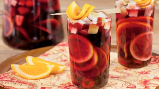 Lovely Sangria Ideas that Can Complete Your Winter!