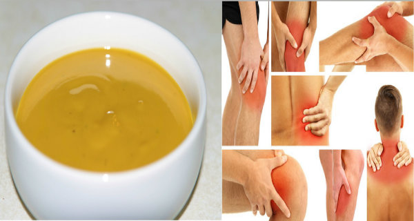 Simple Remedy That Eliminates The Pain In The Joints With Only One Use!