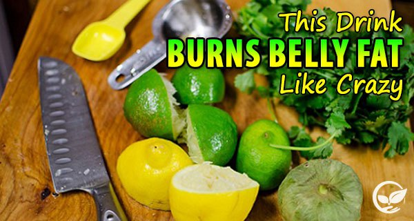 Drinking These 5 Drinks Before Going To Bed Burns Belly Fat Like Crazy