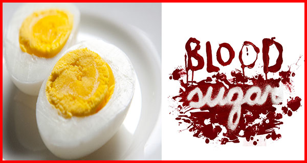 All It Takes Is One Boiled Egg To Control Sugar Levels In The Blood