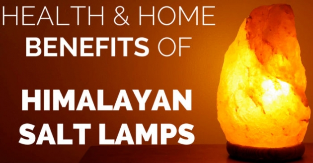 Himalayan Pink Salt Lamp and Its Amazing Benefits for the Body