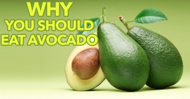 Top Reasons Why You Should Eat An Entire Avocado Every Day
