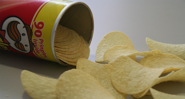 Cancer in a Can: The Shocking True Story of how 'Pringles' are Made