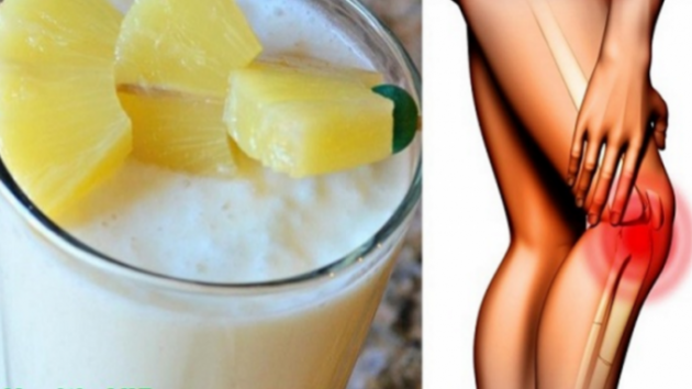 At The Age Of 50, This Drink Removed My Knee And Joint Pains In 5 Days