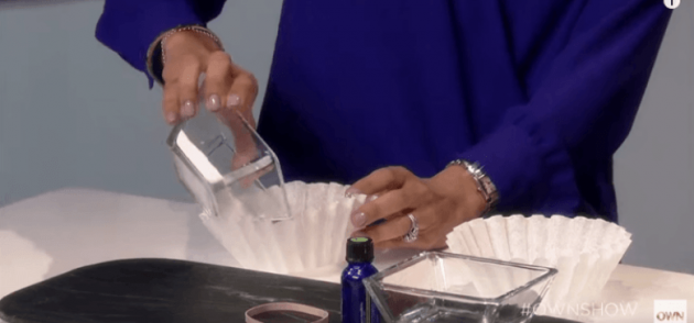 Here Are 4 Genius Ways to Use Coffee Filters