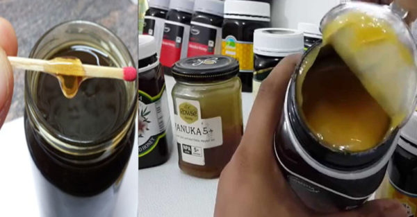 How To Detect Fake Honey, Use This Simple Trick