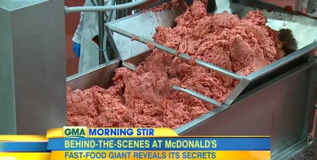 """McDonald's FINALLY Admits What's Inside Their So-Called """"Burgers"""". Yuck!"""
