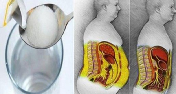 THIS KILLS SUGAR IN YOUR BODY: It will disappear in just 3 days, and you WILL lose weight