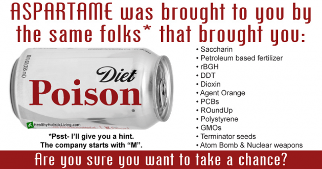 The Spin on Aspartame