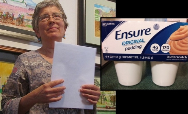"""""""I Wouldn't Feed This Stuff to a Dying Animal"""" – Terminal Hospice Patient Exposes Truth About Ensure Nutrition Drinks"""