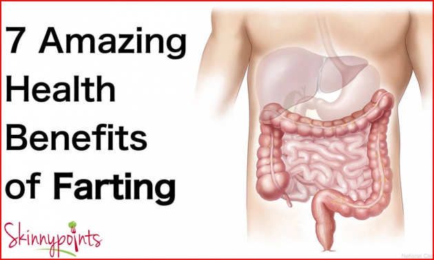 7 Amazing Health Benefits of Farting