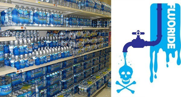 Most Bottled Water is Filled With Fluoride, Here's a Complete List of Brands to Avoid
