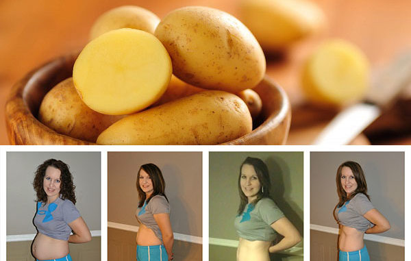 POTATO DIET – AMAZING WEIGHT LOSS RESULTS!