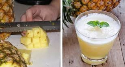 Never Buy Cough Syrup Again: Simple Pineapple Mixture Is 5 Times More Effective And Fights Inflammation!