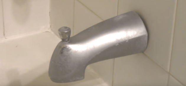 Scum in Your Shower? You're Cleaning It Wrong! Make This 2-Ingredient Shower Cleaner!