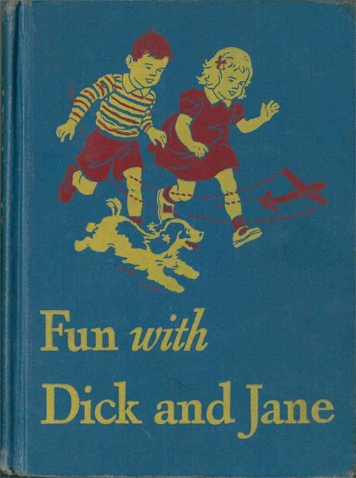 Dick And Jane Material 41