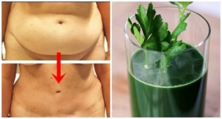 Drink This Mixture Every Night Before Going To Bed And It Will Help You Remove Everything You've Eaten Throughout The Day, Because This Recipe Melts All The Fat That You Have In Only 8 Hours!