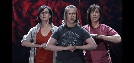 3 Church Moms Took The Stage— And No One Was Expecting This