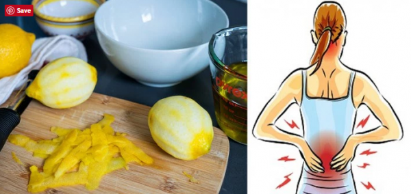 Peel of lemon can remove joint pain forever - What to do with citrus peels seven practical tips ...